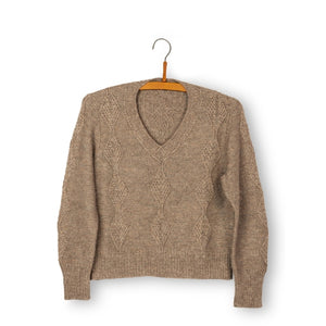 Opskrift til Forest Sweater