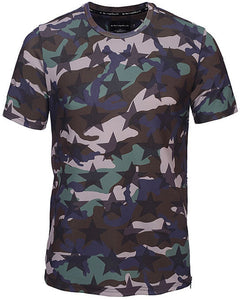 STAR-Camouflage Shirt