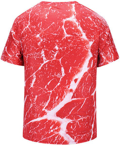 Rohes Fleisch Shirt