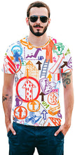 Laden Sie das Bild in den Galerie-Viewer, COLOR-ARROWS Shirt