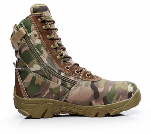 Tactical Boot VIPER Camouflage Edition