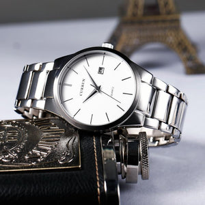 Luxury Analog Business Wristwatch - Robes