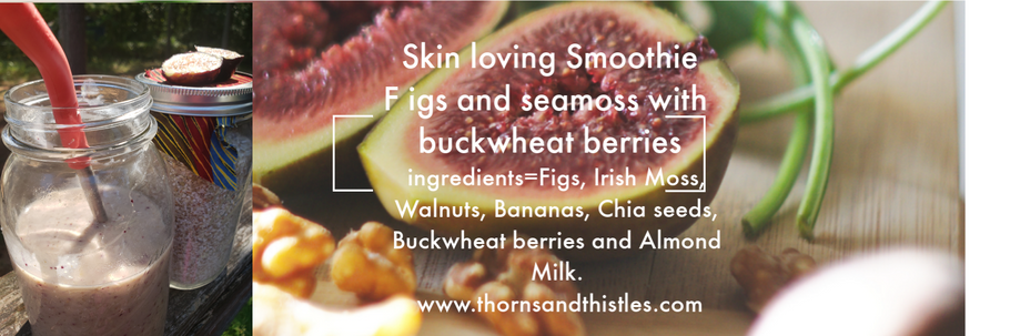 Skin Loving Breakfast smoothie-Anti-aging