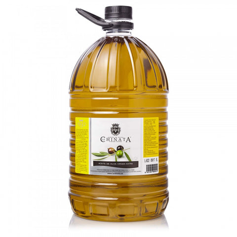 La Chinata Extra Virgin Olive Oil - 5L