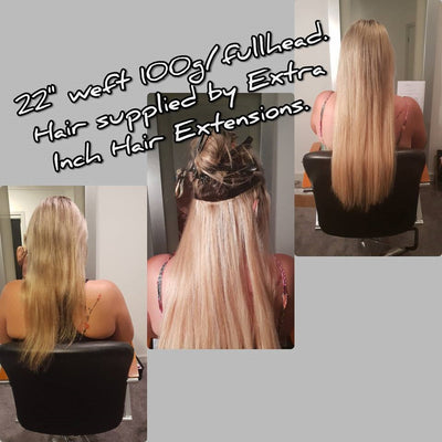 BRAID IN HAIR EXTENSIONS GOLDCOAST