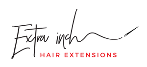 Extra Inch Hair Extensions original logo
