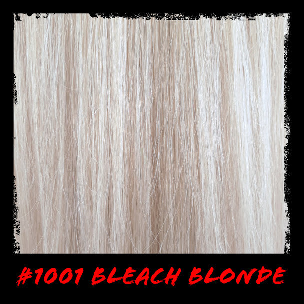 22' EUROPEAN weft remy hair extensions 100G