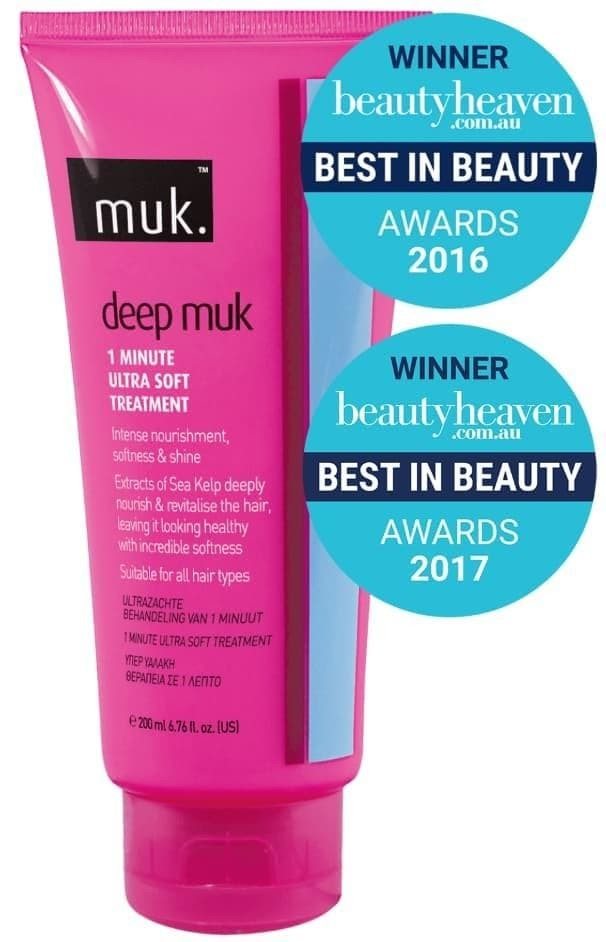 DEEP MUK 1 minute - Soft Treatment Conditioner