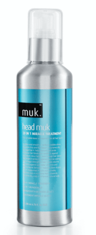 MUK HEAD MUK - 20 in 1 miracle treatment
