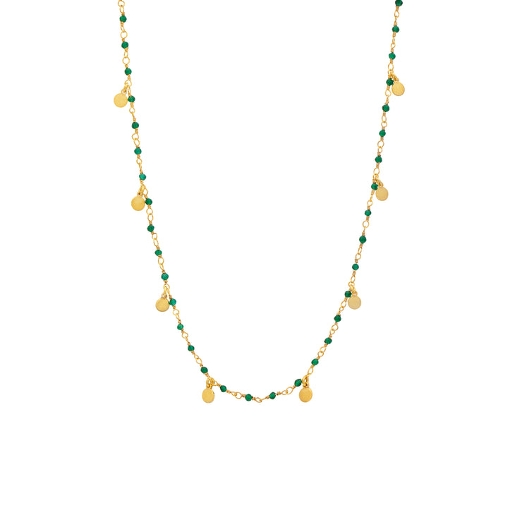 Collier Inde Pampille