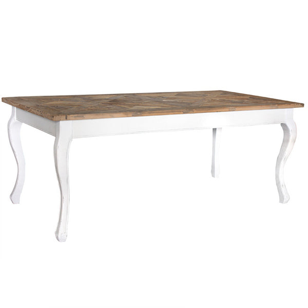 Provincial Parquet Dining Table