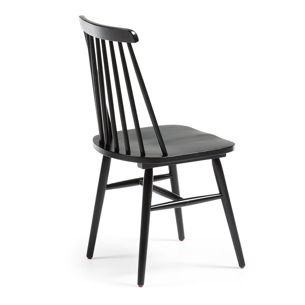 Stephen Dining Chair in Black