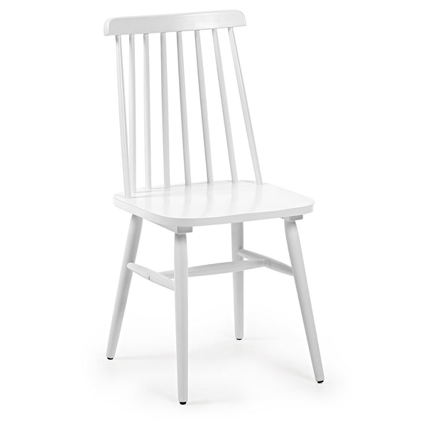 Stephen Dining Chair in White