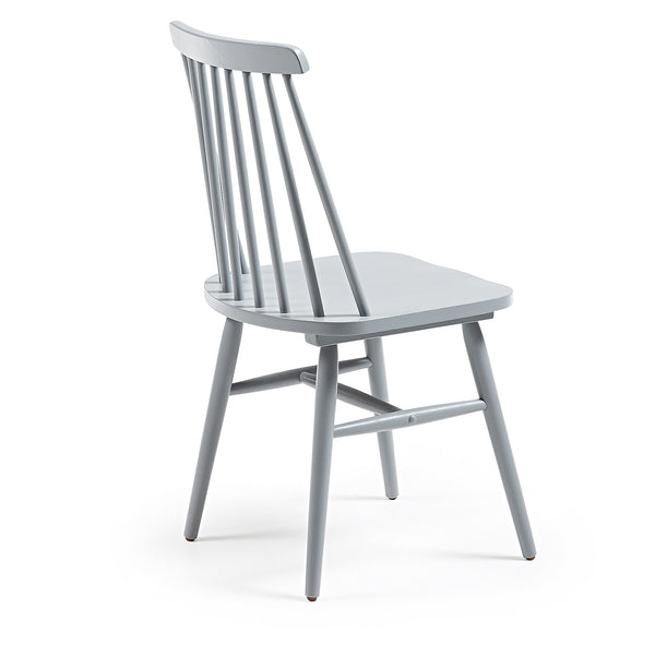 Stephen Dining Chair in Light Grey