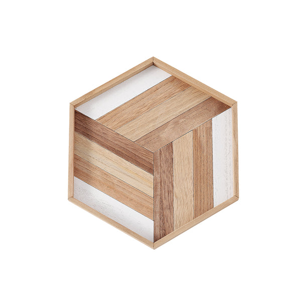 Julian Hexagon Tray