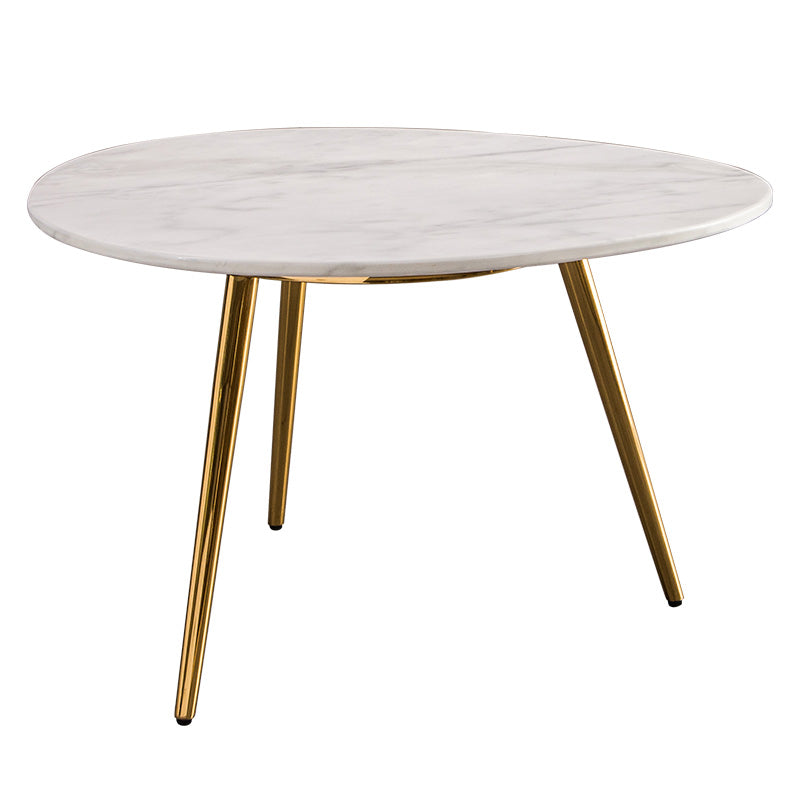 Oscar Marble Coffee & Side Table-The Essence of Home