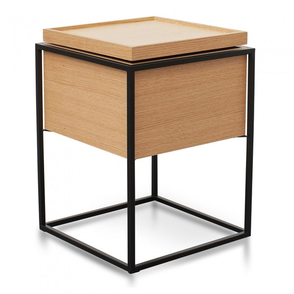 Joelle Scandinavian Side Table