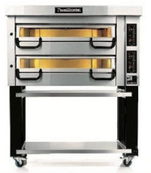 Pizzamaster ovn 2 x 4