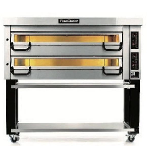 Pizzamaster ovn 2 x 8