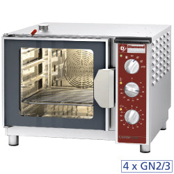 Diamond combi ovn 4x GN 2/3