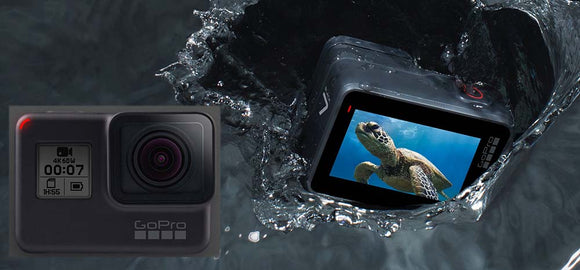 Action Camera GoPro HERO7 Black at 2018 - Review