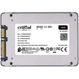 crucial mx500 500g ssd CT500MX500SSD1 back