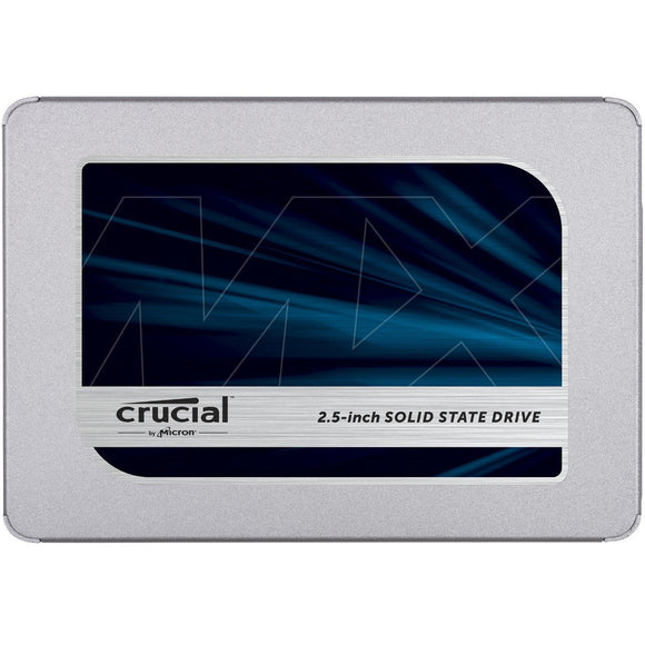 crucial mx500 500gb ssd CT500MX500SSD1 front