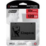 kingston a400 120g ssd SA400S37/120G retail front