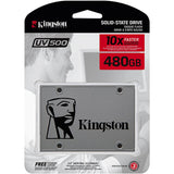 kingston uv500 480g ssd SUV500/480G retail front