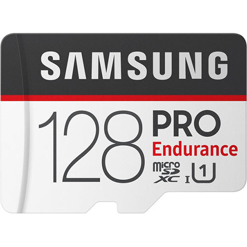 Samsung Pro Endurance Class 10 Micro Sd Uhs I Card 128gb With Sd Adapter
