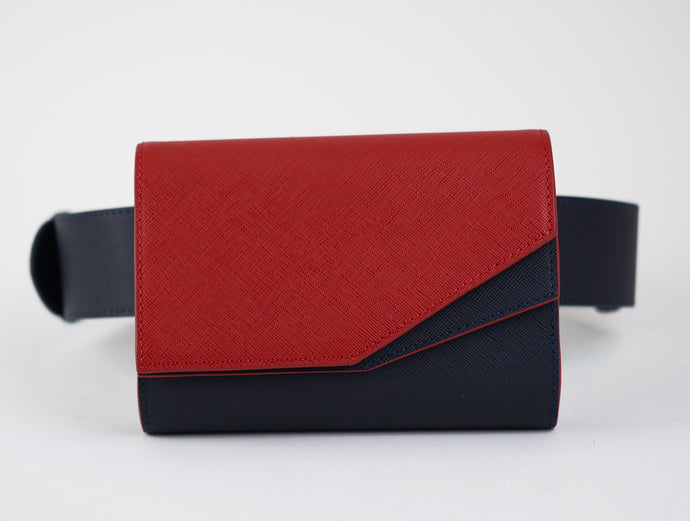 Angie Red / Navy
