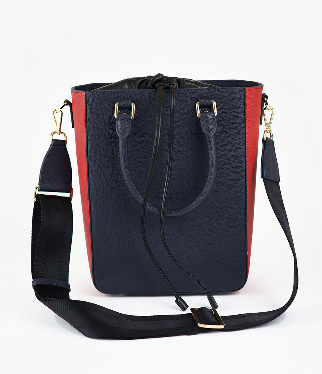Arielle Red / Navy