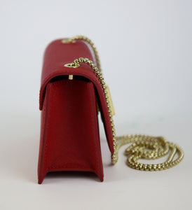 Jade Evening Bag