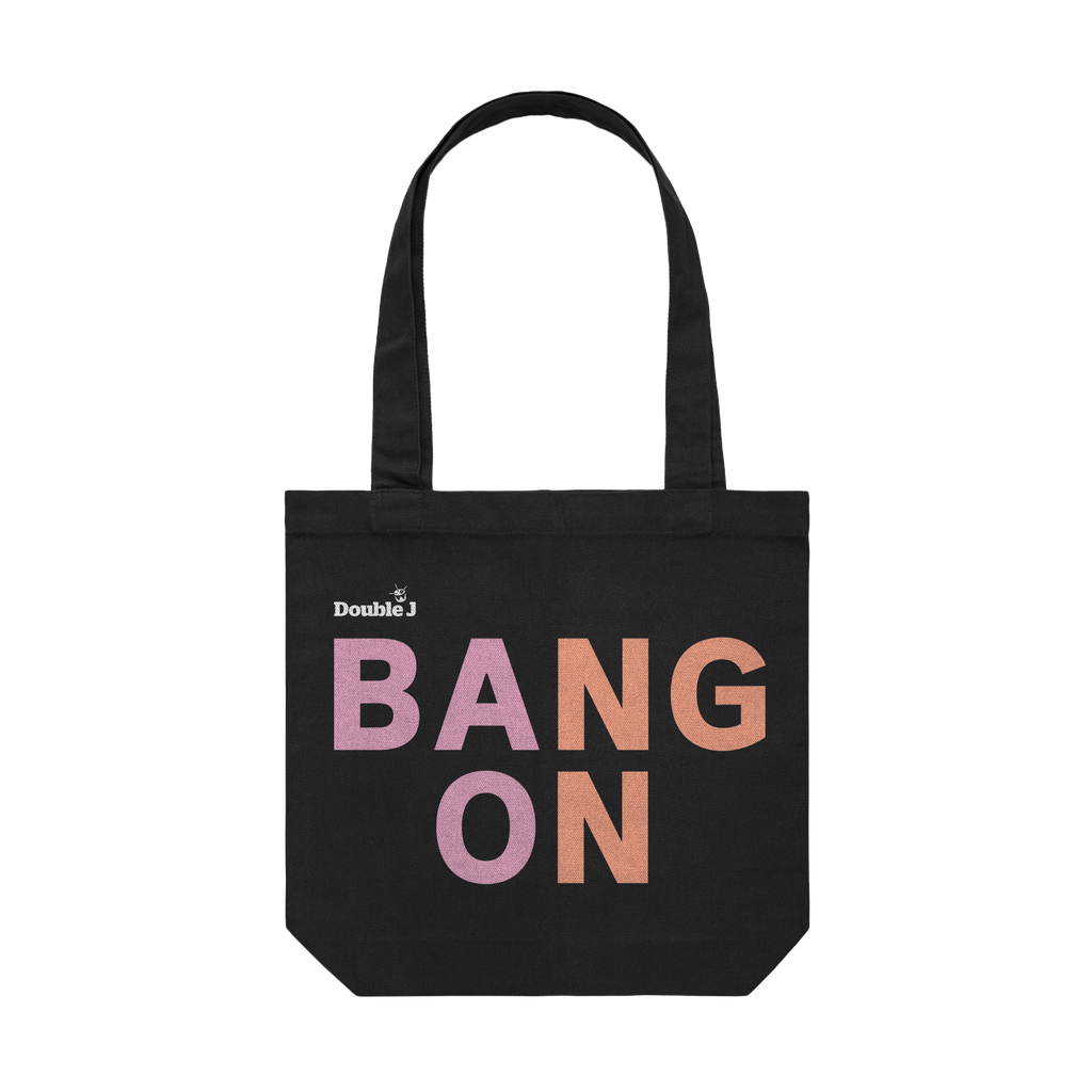 Bang On Black Totes