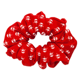 triple j Drum Logo Scrunchie (Red)