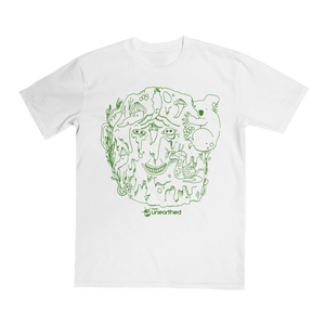 triple j Unearthed Tee (White)
