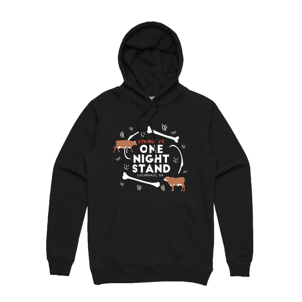 One Night Stand Hoodie (Black)