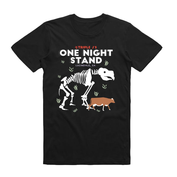 One Night Stand Tee (Black)