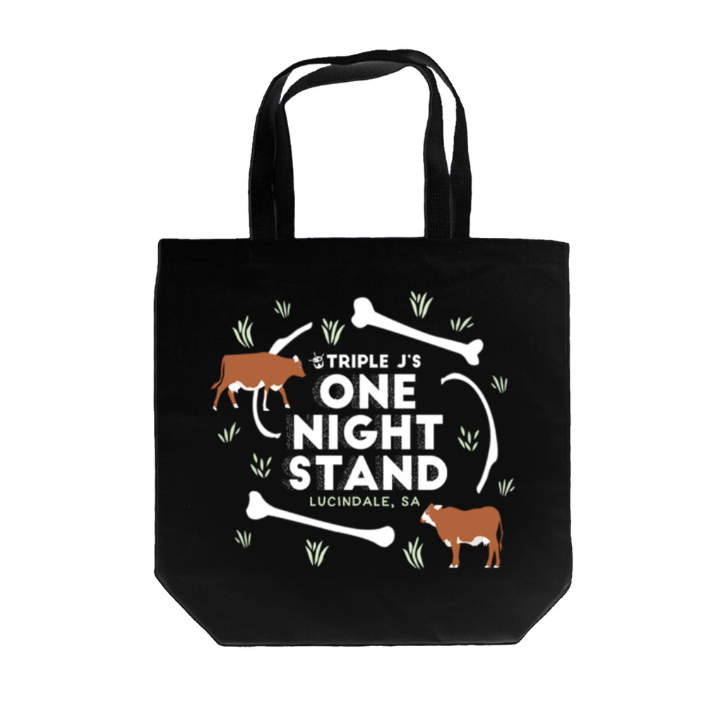 One Night Stand Tote (Black)