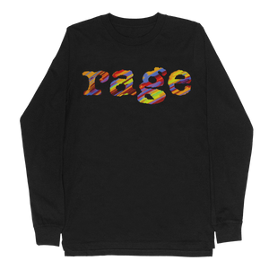 Rage Long Sleeve (Black)