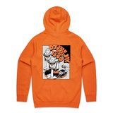 Double J Rock Hoodie (Orange)