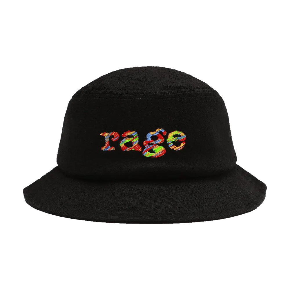 Rage Bucket Hat (Black)
