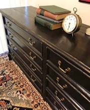 Load image into Gallery viewer, (SOLD) Gorgeous Vintage Rustic Pottery Barn inpired Buffet/Dresser/Media/Entryway in Excellent Condition. Perfect BEAUTY indeed!! 71X31X18