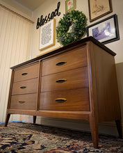 Load image into Gallery viewer, (SOLD) Simply BEAUTIFUL High-End Dixie Mid Century Modern Danish Dresser/Media/Entryway/Console/Sofa Table/Buffet in Superb Condition!!