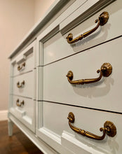 Load image into Gallery viewer, (SOLD) Gorgeous Pottery Barn inspired Dresser/Entrywway/Buffet/Media in Excellent Condition. Perfect Style and Color that will surely BRIGHTEN UP your Nest!!