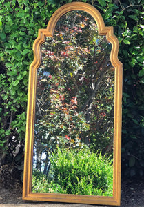 (SOLD) GORGEOUS Vintage French Country Entryway/Accent/Decorative Mirror in Excellent Condition!! BEAUTY!! 50X24