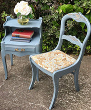 Load image into Gallery viewer, (SOLD) Gorgeous Vintage Hand Carved French Country Accent Chair!! What a BEAUTY!!!
