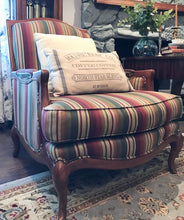 Load image into Gallery viewer, (SOLD) Set of 2 Luxurious Henredon French Country Oversized Accent Chairs in Excellent Condition. Heavy Duty High-End BEAUTIES!