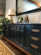 Load image into Gallery viewer, (SOLD) Gorgeous Large Restoration Hardware inspired Mid-Century Modern Dresser/Buffet/Media/Entryway in Excellent Condition!!!