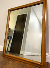 Load image into Gallery viewer, (SOLD) Mirror) in Excellent Condition. Perfect for MCM and Wood Lover!!!